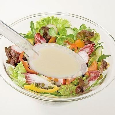 Knoblauch Joghurt Dressing