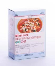 Minestrone Italienische Gemüsesuppe 3 kg