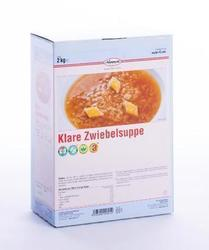 Klare Zwiebelsuppe 2 kg