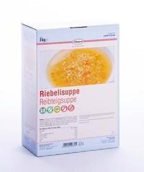 Riebelisuppe Reibteigsuppe 3 kg