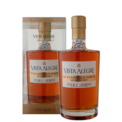 Vista Alegre 10 years old white - medium dry
