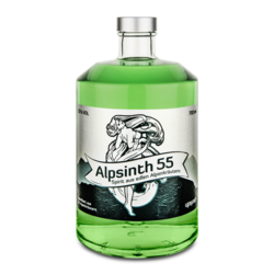 Alpsinth 55  0,7 l