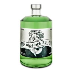 Alpsinth 33  0,7 l