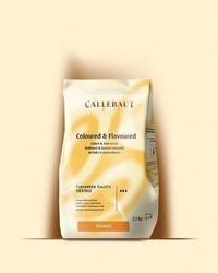 Raps Callebaut Dekormasse Orange, 2,5 kg