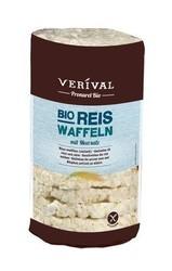 Bio Verival Reiswaffeln mit Salz 100g