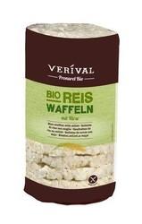 Bio Verival Reiswaffel mit Hirse 100g