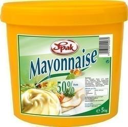 Mayonnaise 50% 5kg Eimer