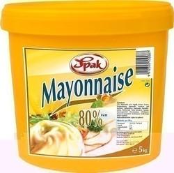 Mayonnaise 80% 5kg Eimer
