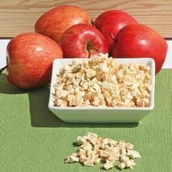 Getrocknete Apfelino Apfelwürfel ohne Schale, 1 kg