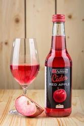 Apfelino Frizzante Apfel-Weichsel, 750 ml