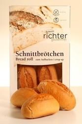 Schnittbrötchen glutenfrei 4 Stk. 270g