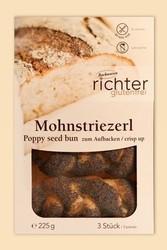 Mohnstriezel glutenfrei 3 Stk. 225g