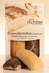 Genussbrötchen glutenfrei 4 Stk. 300g