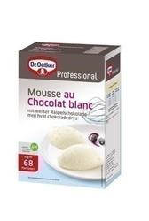 Oetker Mousse au Chocolat blanc, 1 kg