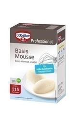 Oekter Basis Mousse, 0,9 kg