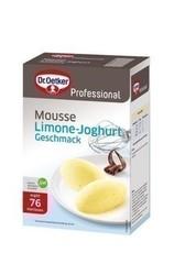 Oetker Mousse Limone-Joghurt, 1 kg