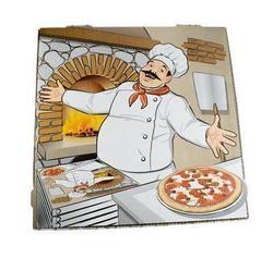 Pizzakarton 500x500x50mm