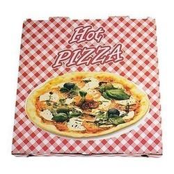 lackierter Pizzakarton 29,5 x 29,5 x 3cm 100 Stk