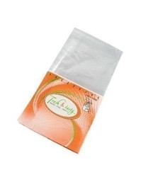Snack Bag 215x80/50x125 mm