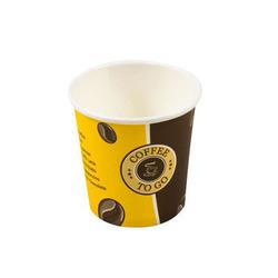 Coffee to Go Becher 100 ml, 100 Stk./Pkg