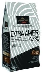 "Kuvertüre-Linsen ""Extra Amer"" 67% Kakao 3 kg"