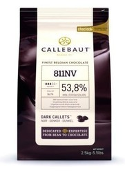 "Kuvertüre-Linsen ""zartbitter"" 55% Kakao 2, 5 kg"