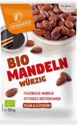 Bio Mandeln Würzig 50g