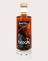 Whisky Broger Medium Smoked 0,70l
