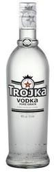 Trojka Vodka Pure Grain 0,7 l