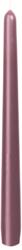 Leuchterkerzen 250x22 mm, plum,100 Stk