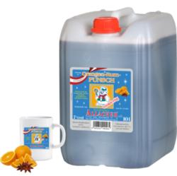 Allacher - Orangen - Rum - Punsch - 7% vol. - 10l.