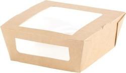 Box, rechteckig mit Fenster S, 120 x 110 x 45