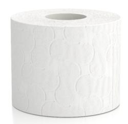 Toilettenpapier Paloma Proffessional, 3lagig, 8 x 250 Blatt