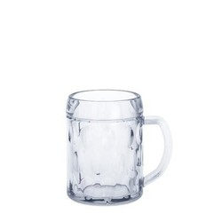 Bierkrug classic 0,5l SAN glasklar