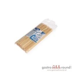 Bambus-Schaschlikstäbe 20 cm, Ø 2,5 mm