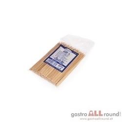 Bambus-Schaschlikstäbe 15 cm, Ø 2,5 mm