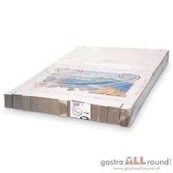 Pizzakarton aus Mikrowellpappe 60 x 40 x 5 cm