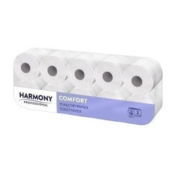 Toilettenpapier weiß 2-lagig, 200 Blatt