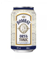Bombay Gin Tonic Dose