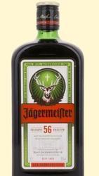 Jägermeister 1,0 l.