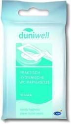 DUNI Duniwell-WC_Papiersitze für die Gastronomie