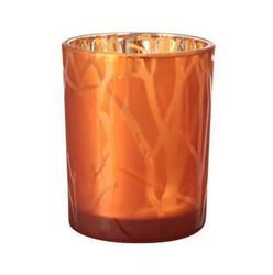 DUNI - Kerzenhalter Shimmer 100 x 80 mm