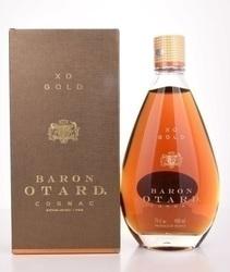 Baron Otard XO Gold 40% Vol. 0,7 l in Geschenkbox