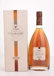 Chabasse Cognac VSOP 40% Vol. 0,7 l in Geschenkbox