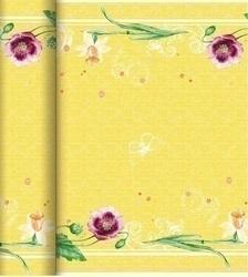 DUNI Dunicel Tischläufer Tête-à-Tête, Sprimg Lilies