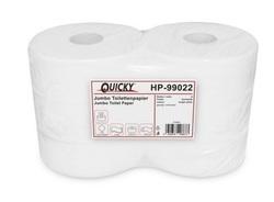 Jumbo Toilettenpapier 2-lagig Ø 25 cm