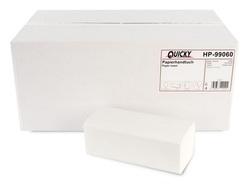 Papierhandtücher 2-lagig, verklebt, 25 x 21 cm