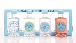 Malfy Gin Mini Set 41% Vol. 4 x 0,05 l
