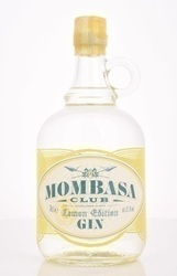 Mombasa Club Lemon Edition Gin 0,7l