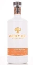 Whitley Neill BLOOD ORANGE GIN 0,7l